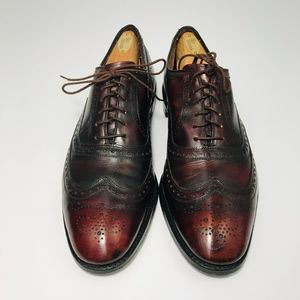 Allen Edmonds McAllister Wingtip Cordovan Oxford